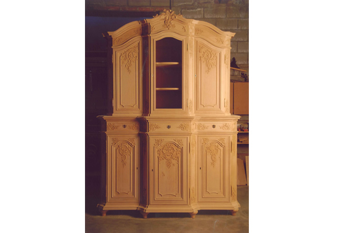 Ornamental Woodcarving And Ornaments For Liege Style Furniture European